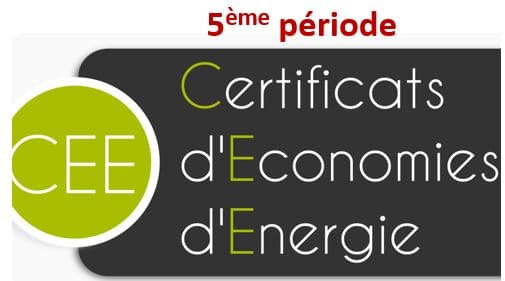 CEE : deux arrêtés publiés récemment modifient sensiblement  le dispositif des Certificats d'Économie d'Énergie…