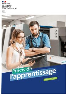 Le ministère du Travail publie son « Précis de l'apprentissage » …